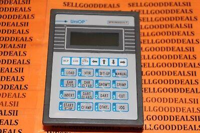 Springquilt Uniop Cp02r-04 Operator Interface