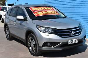 2013 Honda CR-V RM VTi-L Wagon 5dr Auto 5sp 4WD 2.4i Enfield Port Adelaide Area Preview