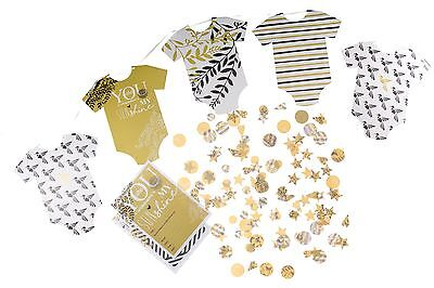 Baby Shower party pack neutral boy or girl Yellow You Are My Sunshine theme