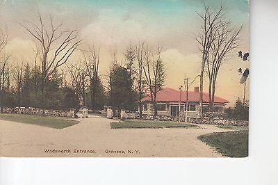 Wadsworth Entrance Genesco Ny