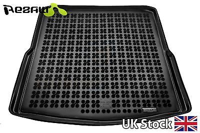 TAILORED RUBBER BOOT LINER MAT TRAY for Skoda Superb III HB since 2015