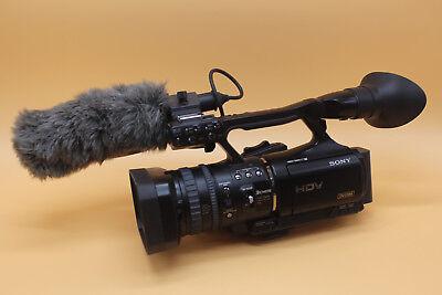 Sony HVR-V1U Digital HD Video Camera Recorder Camcorder - USED