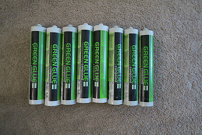 Green Glue Noiseproofing Compound 8 Tubes
