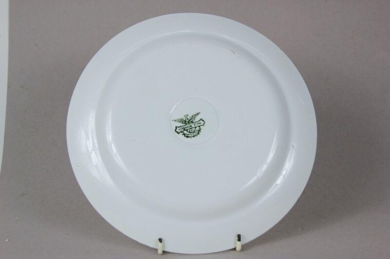 Piatto antico in ceramica laveno Verbanum Stone Sci ...