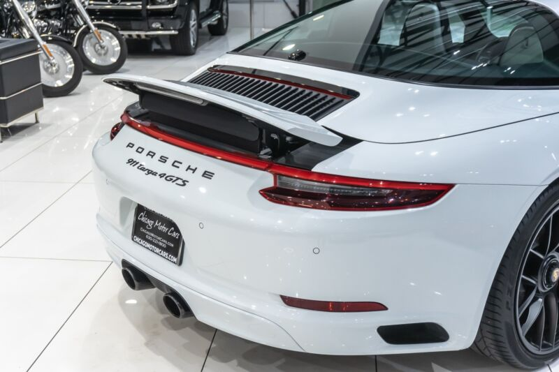 Image 17 Coche Americano usado Porsche 911 Targa 4 GTS 2018