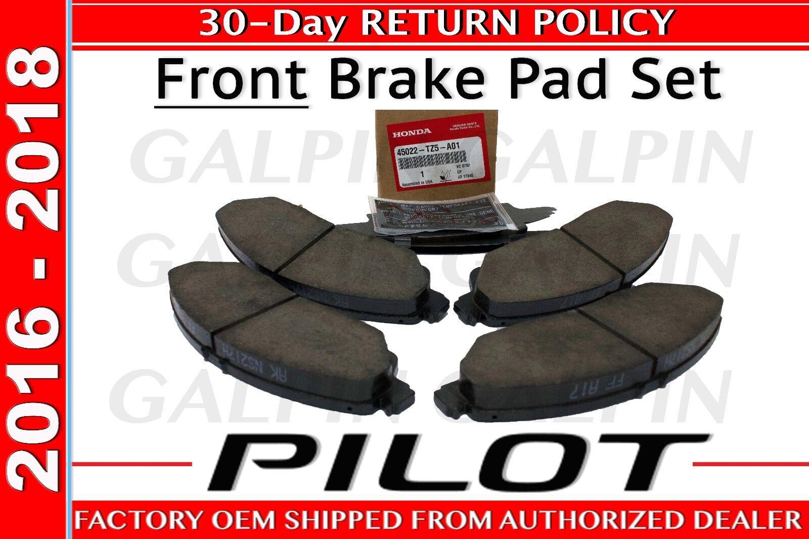 GENUINE Delphi Front Brake Pad Set LP2165 BRAND NEW 5 YEAR WARRANTY