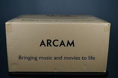 Arcam AVR550 AV Receiver (Black). Brand-new, unopened. Worldwide shipping.
