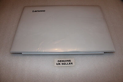NEW WHITE LENOVO IDEAPAD 510-15isk LCD SCREEN LID BACK REAR COVER AP10S000230
