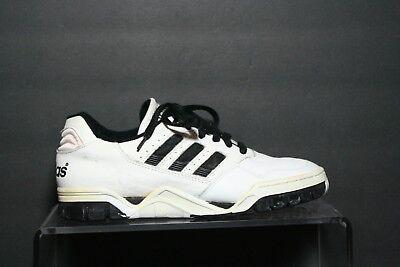 a30d5c539 Adidas Phantom VTG OG Tennis Sneakers Men 8 Multi Black White Athletic USTA  Hip