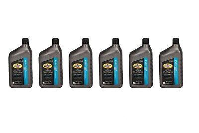 0W40 PENNZOIL FULL SYNTHETIC ULTRA MOTOR OIL CASE OF 6 SRT ENGINE 68171066PA comprar usado  Enviando para Brazil