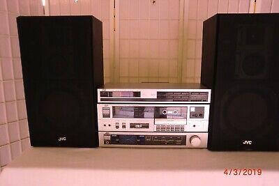 Cd-player & -recorder Aktiv Jvc Mx-j75r Hifi Anlage Lasereinheit Neu! Heim-audio & Hifi