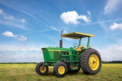 Certified Tractor Rops And Canopy-metal John Deere 4000 40104020 4320