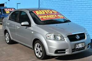 2008 Holden Barina TK Sedan 4dr Auto 4sp 1.6i Enfield Port Adelaide Area Preview