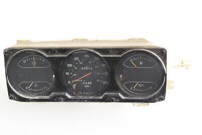 81-89 Dodge Ram Charger D150 Truck Gauge Cluster Speedometer OEM 102k AT