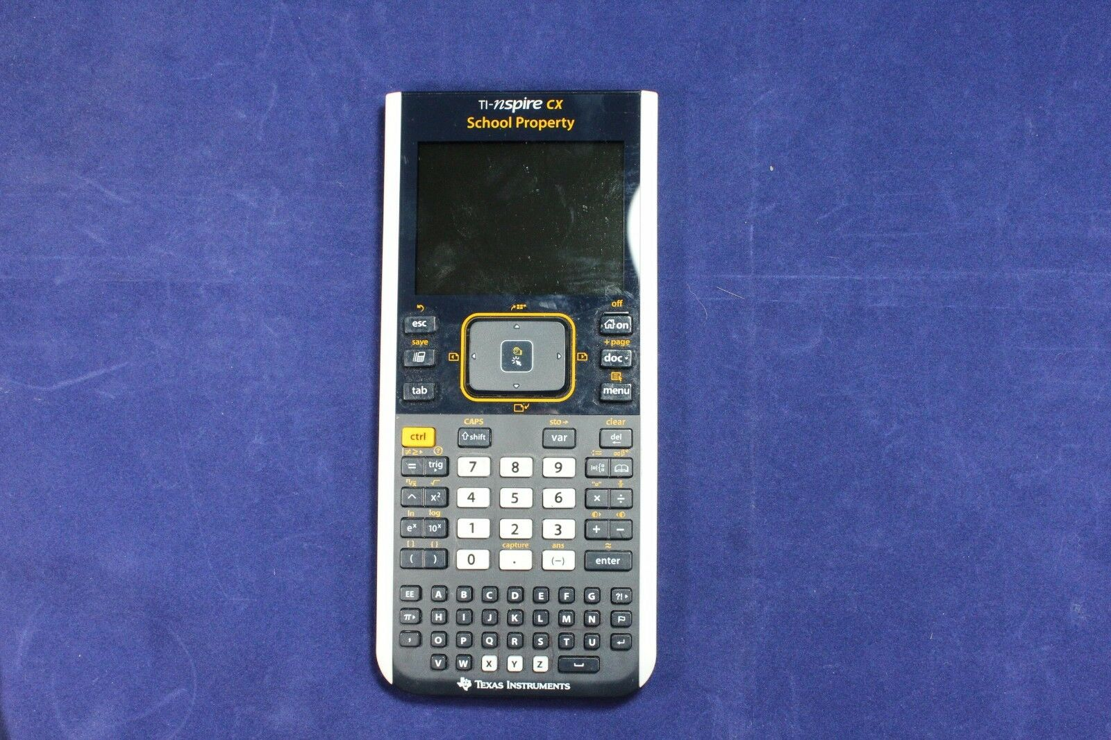 ti-nspire cx graphic calculato... Image 3