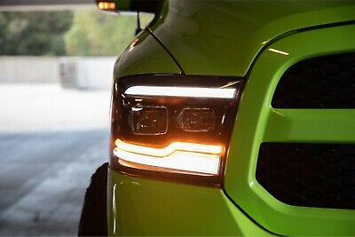 Morimoto XB LED Headlights For 2009-2012 Dodge Ram Pickup Truck
