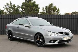 2008 Mercedes-Benz CLK280 C209 Avantgarde Coupe North Brighton Holdfast Bay Preview