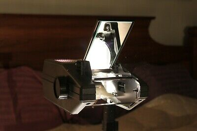Overhead Projector 3m Model 2000ag Wplatt Shippingcarrying Case Vintage Gar