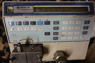 Hitachi L-6200a Hplc Intelligent Pump  Chromatography Liquid Lc Parts