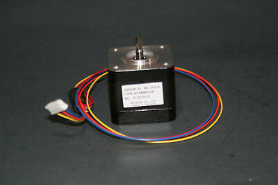 5 Pcs Minebea Hybrid Stepper Motor 17pm-k374bn02cn T13z10-01 Free Us Shipping