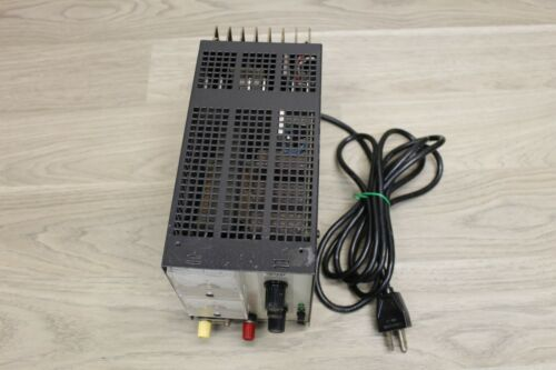 Kikusui Electronics Regulated Power Supply PAB 8-5  Kikusui Power Supply Tested