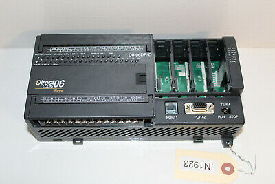 Automation Direct Koyo Direct Logic Plc D0-06dr-d In1923