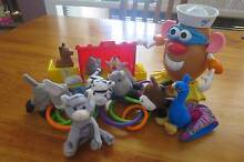 mr potato head, little people and other baby toys Heidelberg Banyule Area Preview