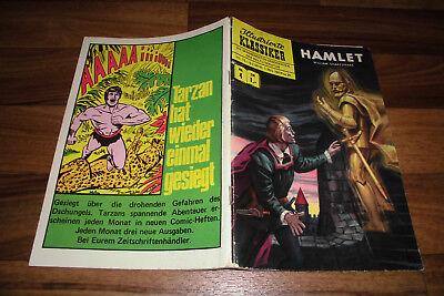 ILLUSTRIERTE KLASSIKER # 4 -- HAMLET // nach William Shakespeare