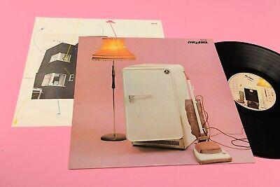 THE CURE LP KÜHLSCHRANK DEBUT PRIMO DISCO ORIG FRANKREICH 1979 EX MIT EINFÜGEN ()