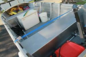 Quintrex boat and trailer package