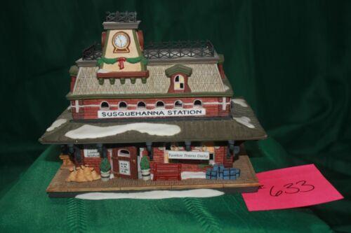 Dept 56 Susquehanna Station set of 2