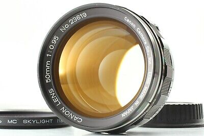 《FedEx Shipping》 **CLA'd** Canon 50mm F/0.95 Dream Lens for 7 7s 7sz L39 #868