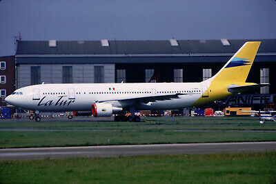 Orig.Aircraft Slide La Tur A-300 F-WWAL for sale  Shipping to South Africa