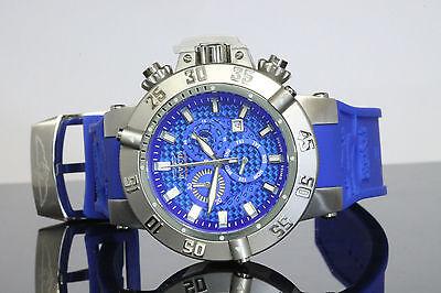 NEW Invicta Men's 6688 Subaqua Noma III Noma 3 Chronograph Stainless Steel watch