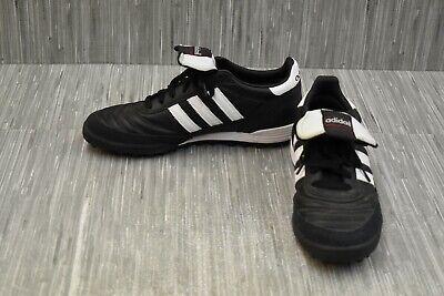 Adidas Mundial Team 019228 Soccer Shoe - Men's Size 8.5, Black