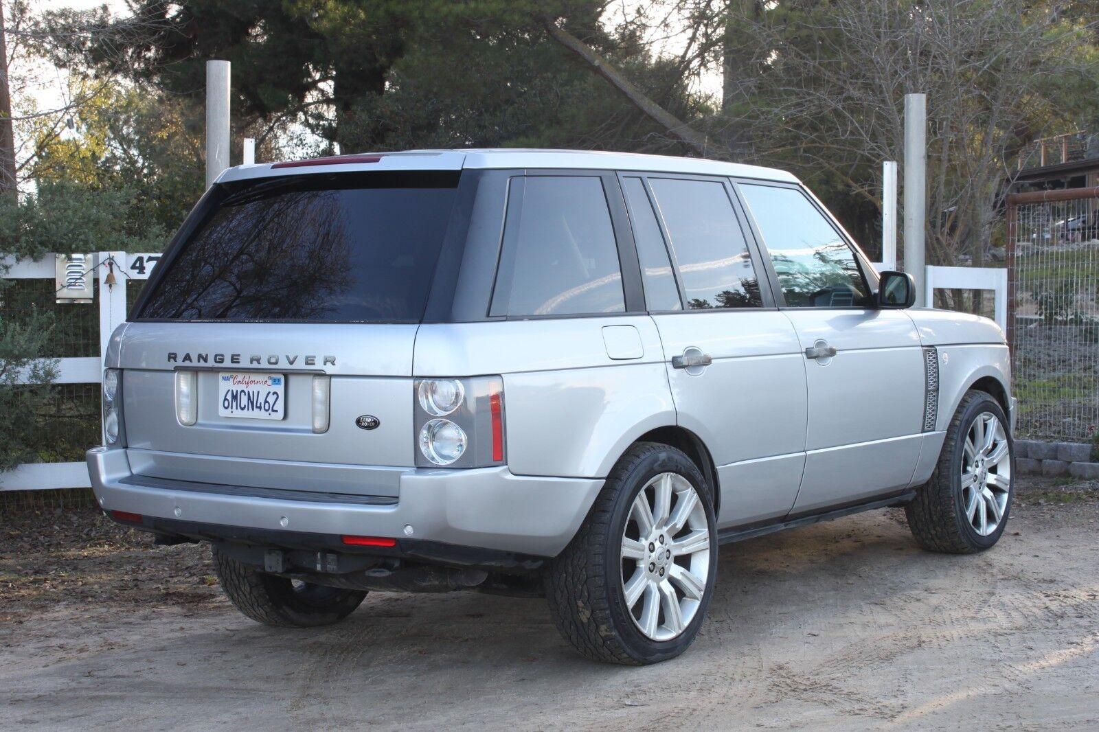 2003 Land Rover Range Rover  2003 Land Rover Range Rover