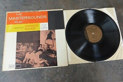 The Mastersounds Play Horace Silver US 1st World Pacific DG Stereo-1284 Jazz LP
