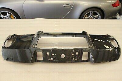 Aston Martin Rear Bumper Diffuser Carbon Fiber Spoiler Lip Cover Lower Valance