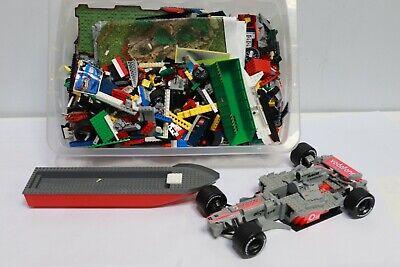 6.4 KG LEGO HUGE Job Lot of Mixed Bricks Parts Figures Vehicles Sets -  232