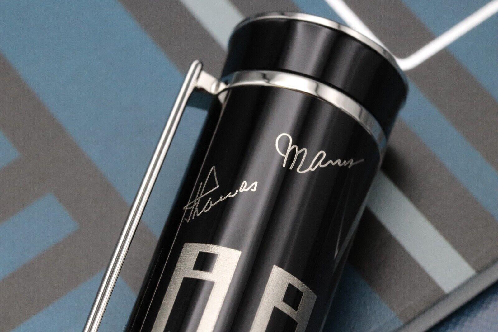Montblanc Thomas Mann Writers Limited Edition Ballpoint Pen 3