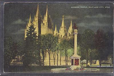 Mormon Temple Salt Lake City Utah     # D5