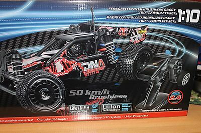 DNA Warrior RC Buggy in 1:10  RTR