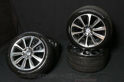 100km MB CLS C218 W218 255 40 285 35 R 18 Zoll Alufelgen Felgen Pirelli Reifen
