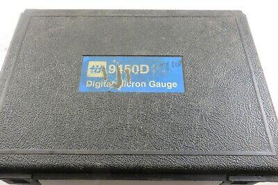 Tif 9450 D Digital Micron Gauge Good Working Condition
