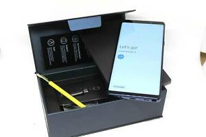 Galaxy Note 9 512GB with box and cases