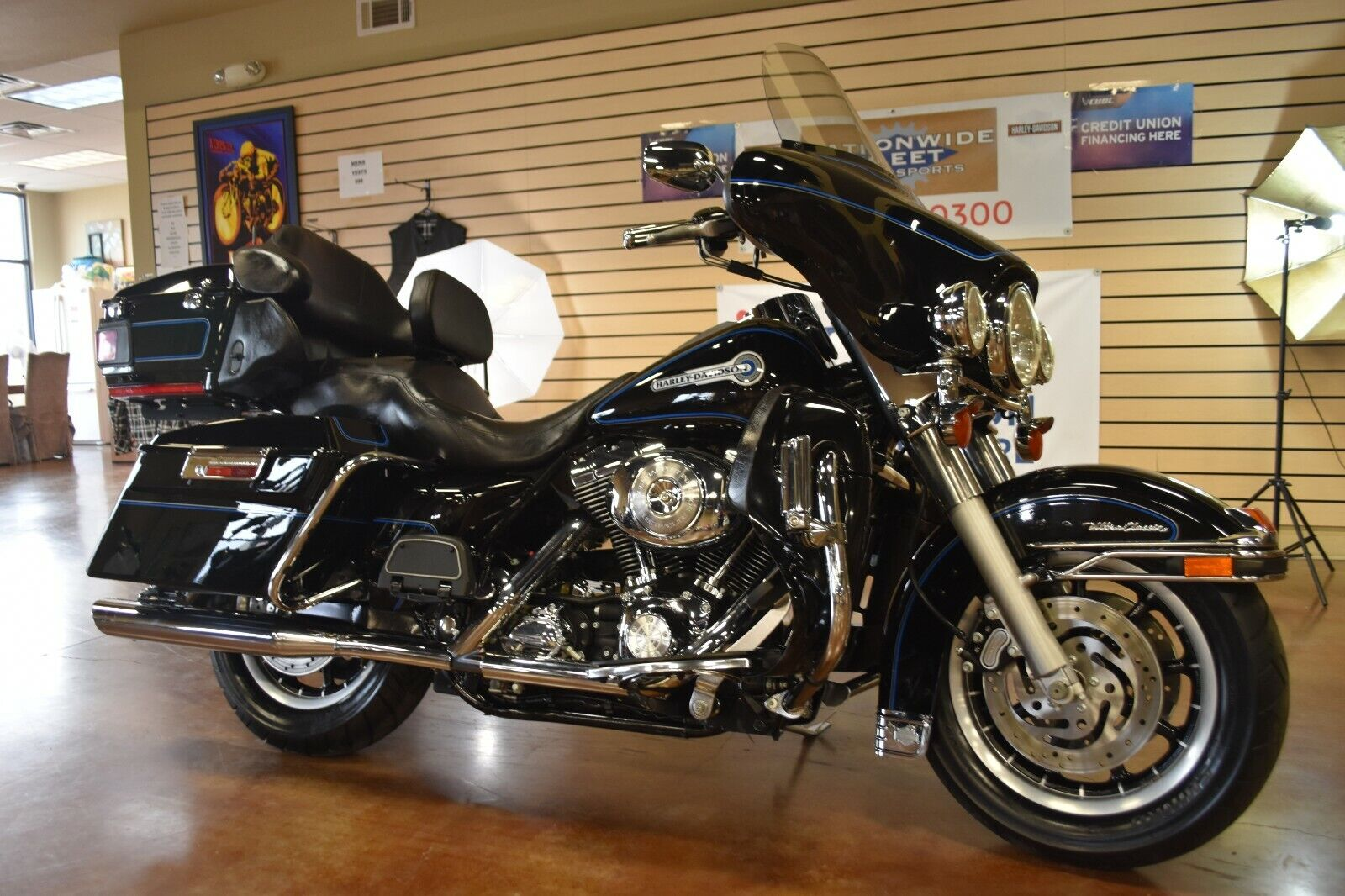 2006 Harley Davidson Electra Glide Ultra Classic FLHTCUI Peace Officer Edition