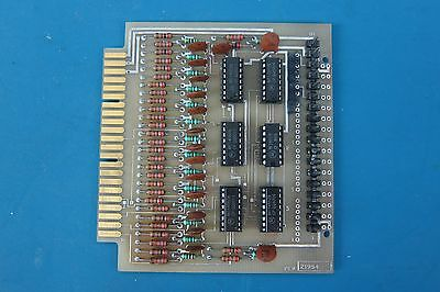 Sci Cpi 21994A Central Processing Input Card Cp