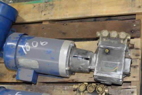 General PUMP T991  208-230V 460V  Pressure Washer Pump