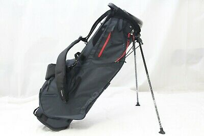 New Ogio Shadow Fuse 304 4-Way 2019 Stand Carry Golf Bag - Navy / Navy