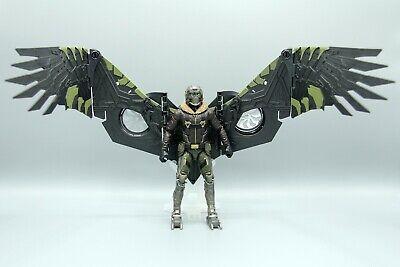 "Marvel Legends Spider-Man Homecoming Vulture 6"" Inch BAF Loose Complete w/ Stand"